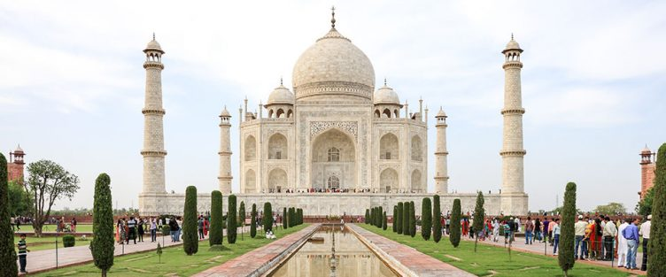 Public Buildings: Are They All Taj Mahal's?