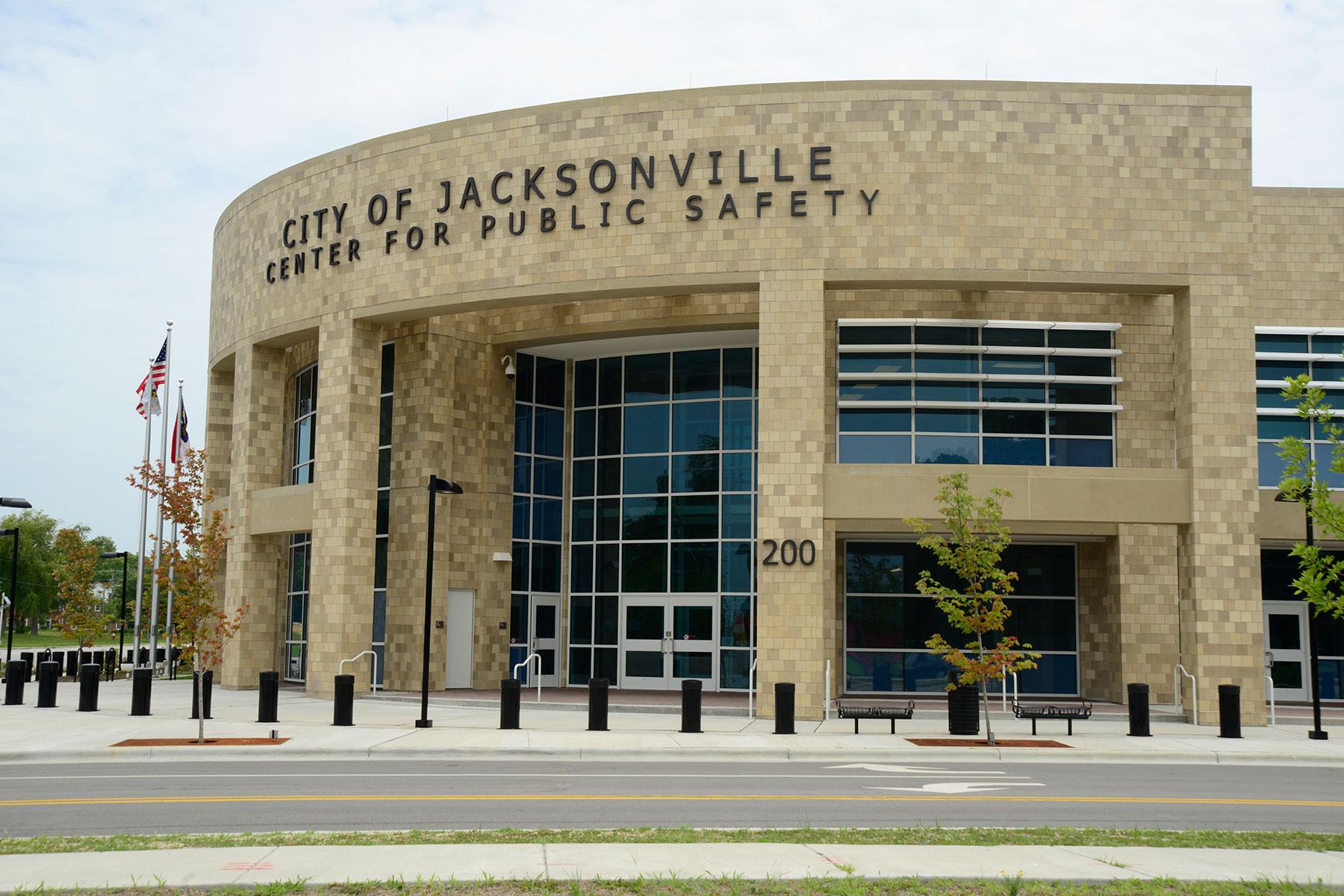 Police Station, Jacksonville, NC - Redstone Architects Inc