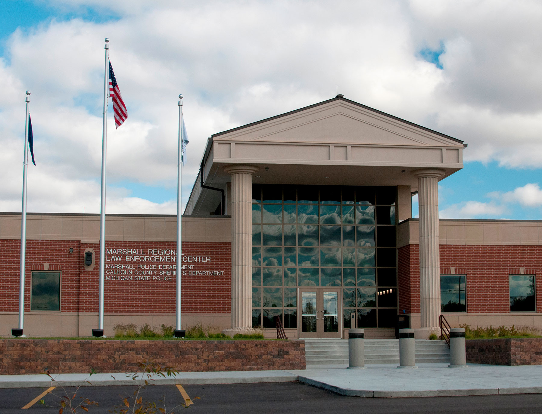 Marshall Regional Law Enforcement Center - Redstone