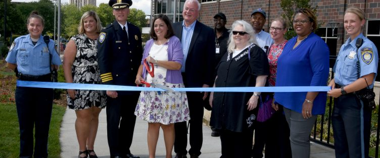 Update: Ribbon Cutting at Battle Creek PD Headquarters