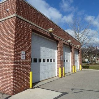 Reactivation of Fire Department Apparatus Bays, Plymouth, MI