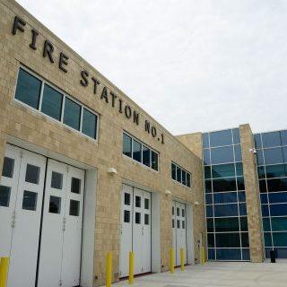 Fire Station, Jacksonville, NC