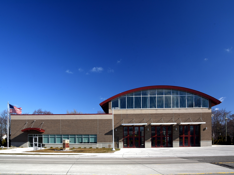 Fire Station, Troy, MI