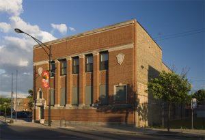 Chicago Police Station
