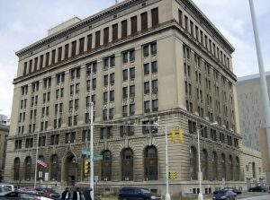 Police Headquarters Detroit Michigan