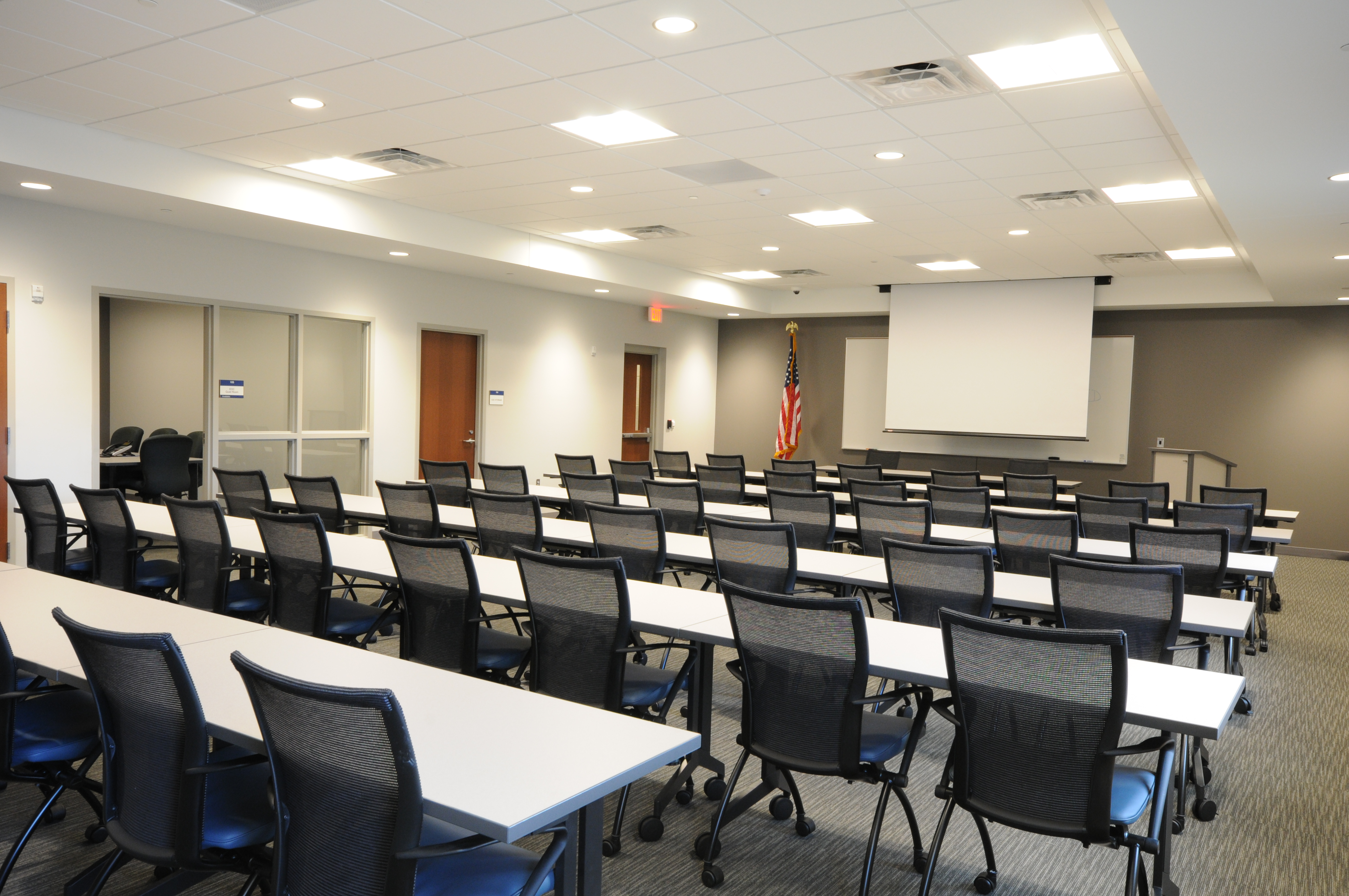 Community Rooms: Improving the Relationship Between Law Enforcement and the Community