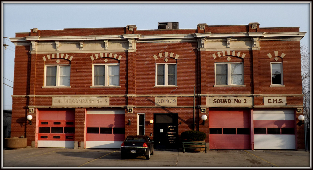 8 Historic Fire Stations
