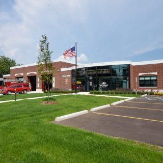 Fire Station No.1, Monroe, MI