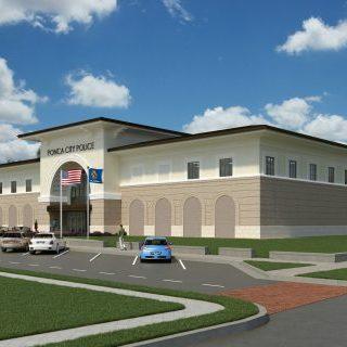 Police & Jail, Court Study, Ponca City, OK