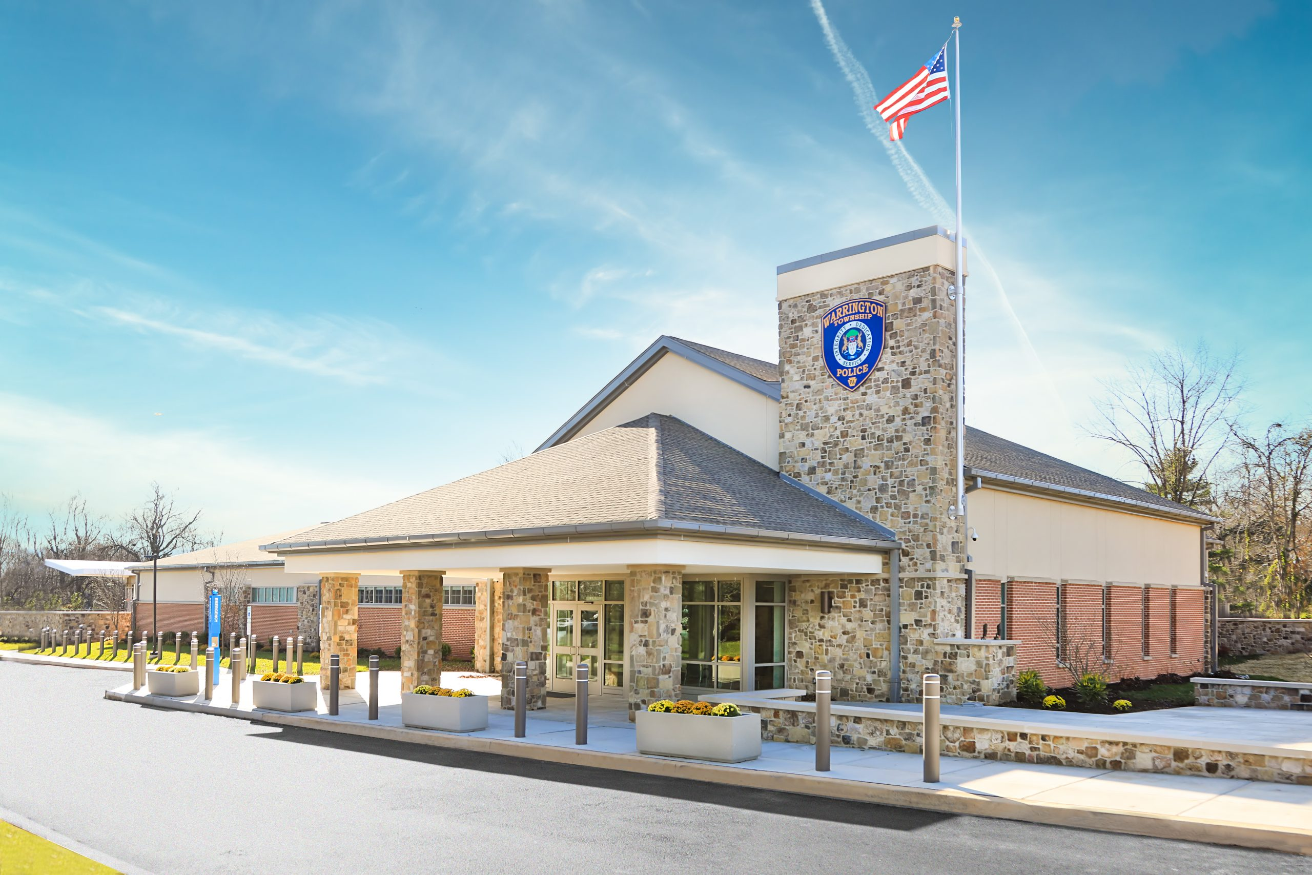 Police Station, Warrington, PA