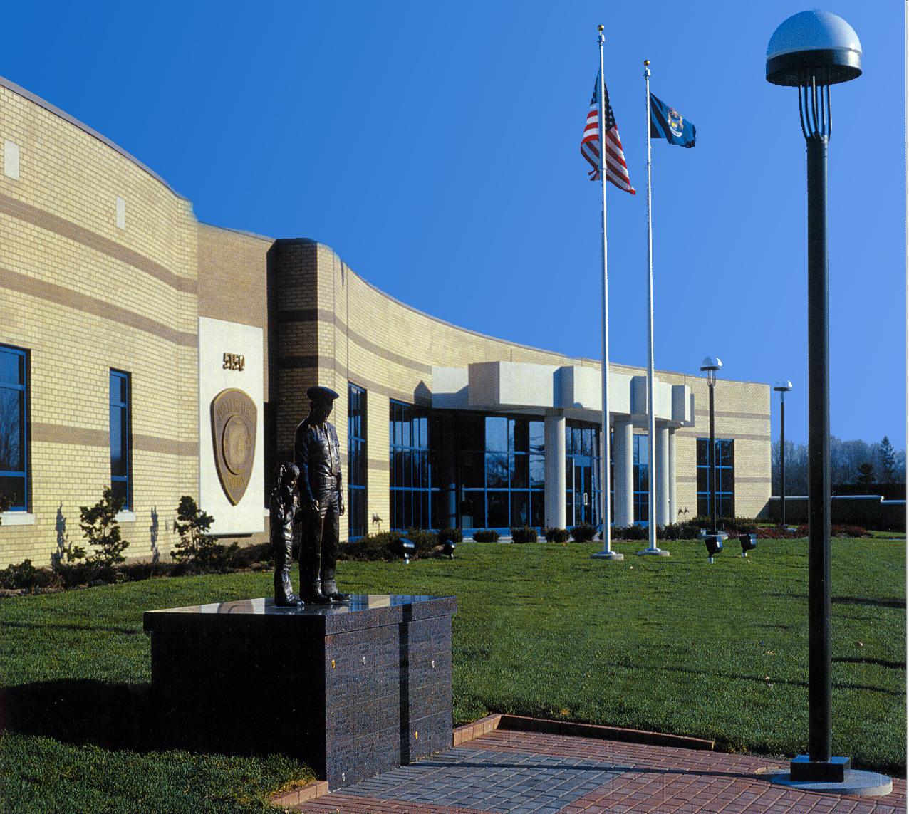 Police Headquarters, Waterford, MI